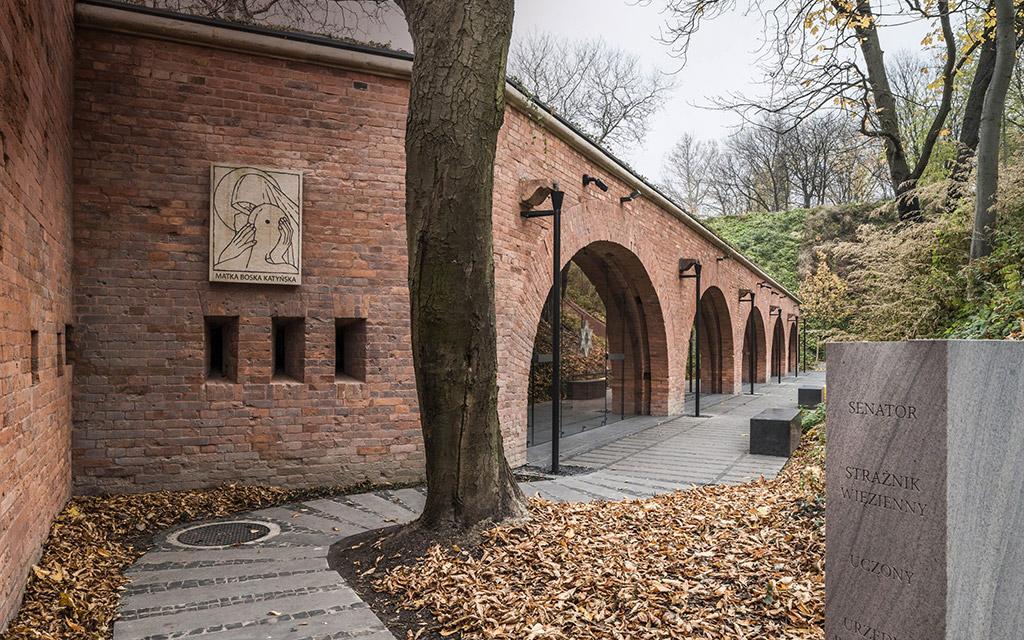 Muzeum Katyńskie, Warszawa.Zdjęcie: http://bbgk.pl/muzeum-katynskie/